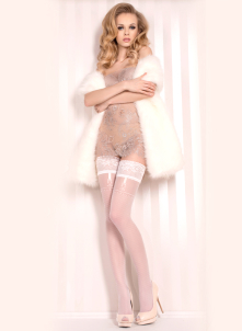 Stockings Art. 374 White